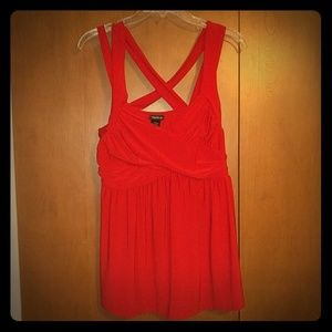 *NWT* Sexy Red Tank